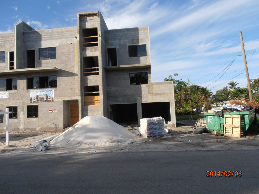 Commercial Construction United GBC